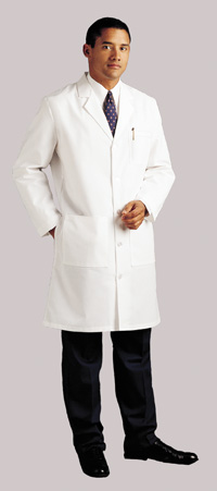 3145 Landau Men's Lab Coat