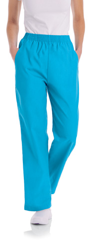 Landau Scrubs 8327 Landau 8327 Womens Scrubs Relaxed Pants