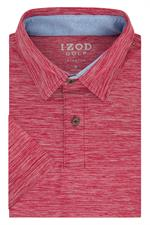 Raspberry IZOD 13GG002 Swingflex Title Holder Polo Shirts