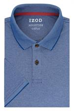 Sale IZOD 13GK461 Mens Natural Stretch Polo Shirts