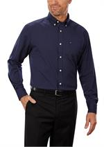 Peacoat Tommy Hilfiger 13H4417 Men's Polka Dot Dress Shirts