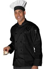 full cut chef coat,classic chef coat,unisex chef coat,chef jacket